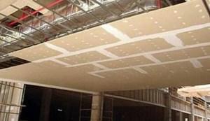 Construcci n de paredes y techos en sistema drywall jt for Techos en drywall para habitaciones