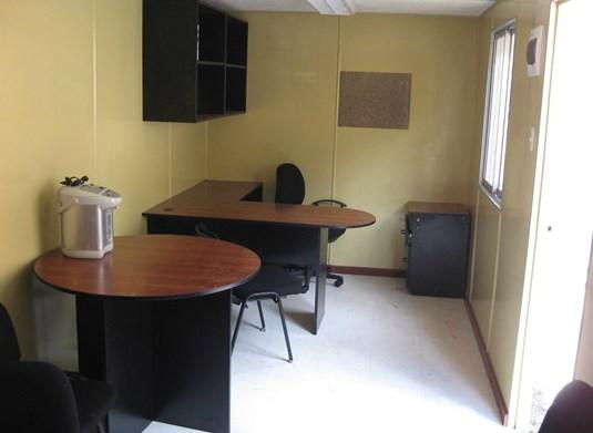 M dulos oficinas para campamentos mineros jt solutions s for Modulos para oficina