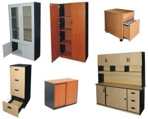 Muebles en Melamina para Oficinas