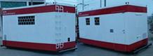 Unidad Cabina Oficina Helitransportable – Presurizada