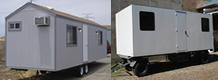 Unidades cabinas oficinas laboratorios rodantes