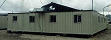 Módulos Oficinas para Campamentos Mineros