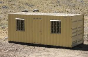 Módulos Oficinas para campamentos mineros 2