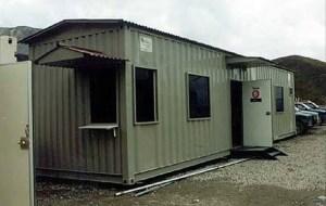Módulos Oficinas para campamentos mineros 4