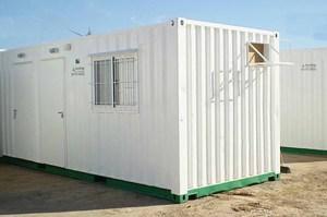 Módulos para implementación de campamentos 4