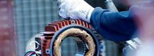 Mantenimiento y Reparación de Motores Eléctricos Industriales
