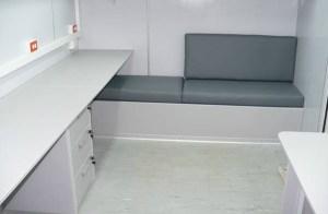Unidad Cabina Laboratorio para Control de sólidos 2