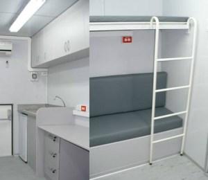 Unidad Cabina Laboratorio para Control de sólidos 3