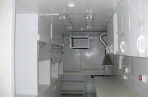 Unidad Cabina Laboratorio para control del Medio Ambiente 2