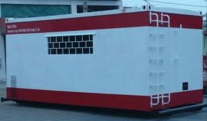 Unidad Cabina Oficina Helitransportable – Presurizada 5