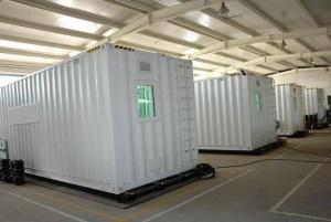 Unidad Cabina para Mudlogging 4