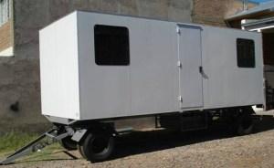 Unidades cabinas oficinas laboratorios rodantes 2