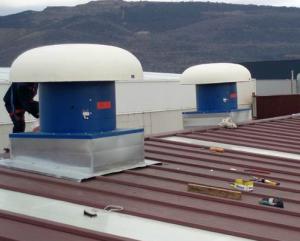 ductos para la extraccion de gases
