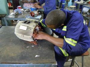 mantenimiento y reparacion de motores electricos industriales